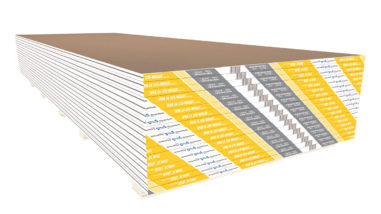 Georgia-Pacific ToughRock Lightweight Gypsum Board Ceiling Drywall