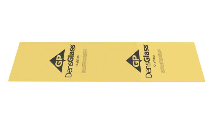 DensGlass Shaftliner Fire-Rated Reinforced Fiberglass Wall Panels