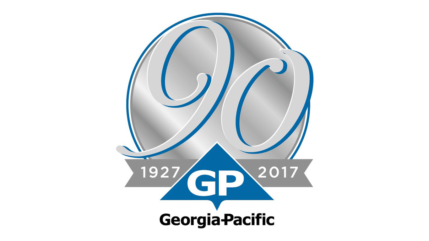 Georgia-Pacific History timeline 2017