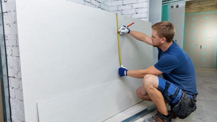 toughrock drywall boards